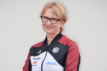 Natalia Butuzova - Assistenz-Bundestrainerin Bogen