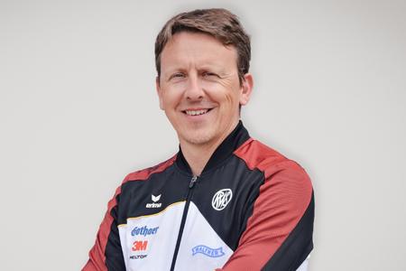 Oliver Haidn - Bundestrainer Bogen