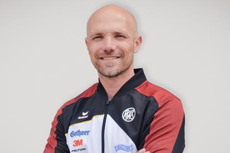 Marc Dellenbach - Nachwuchs-Bundestrainer Bogen