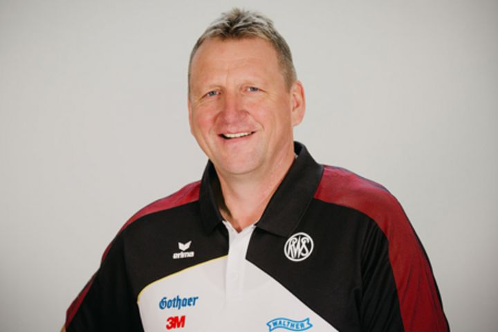 Uwe Möller - Bundestrainer Flinte (Trap)