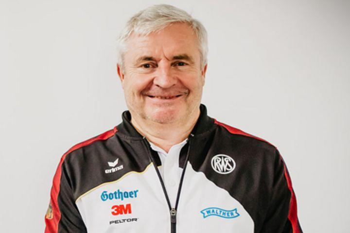 Claus-Dieter Roth - Bundestrainer Gewehr