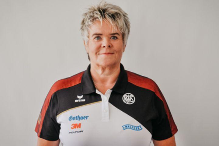 Barbara Georgi - Bundestrainerin Pistole