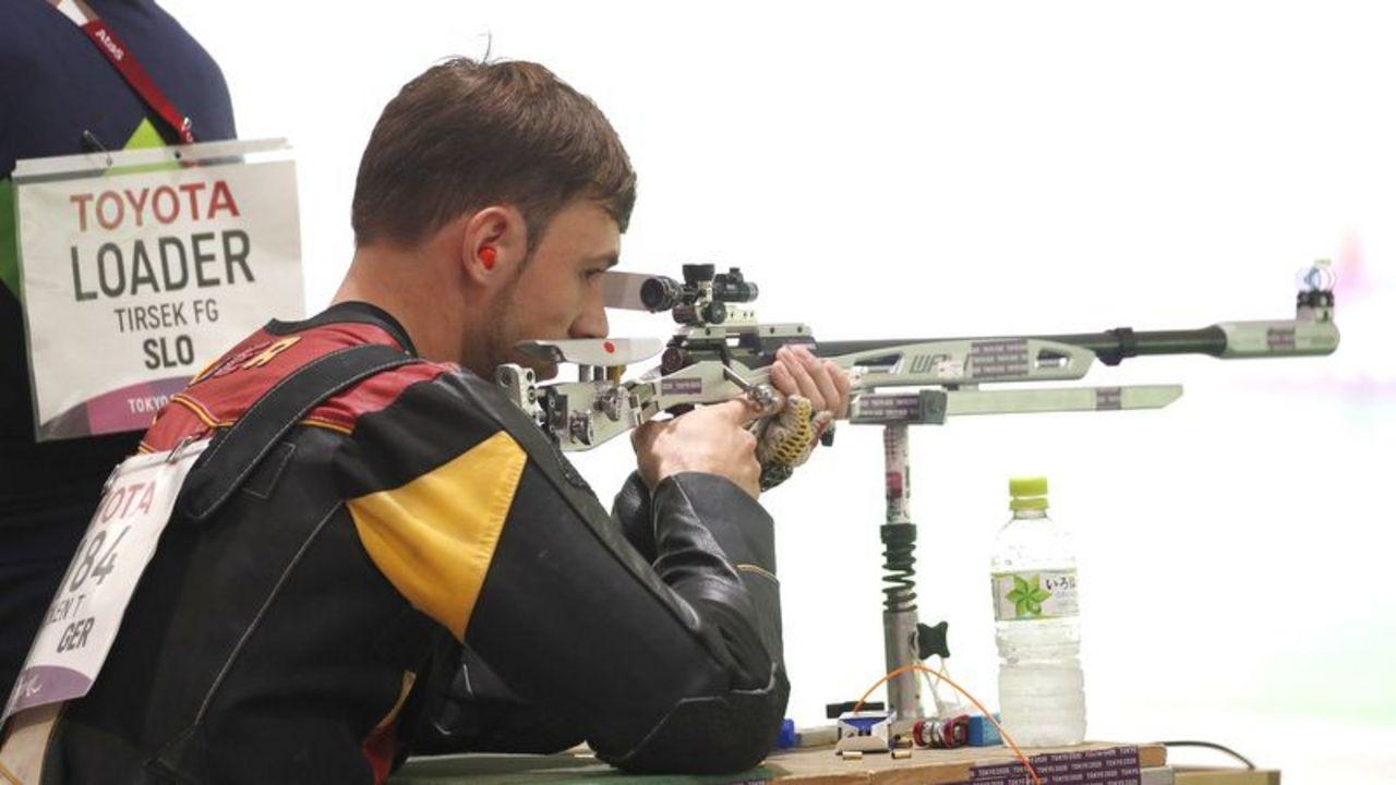 Foto: Joachim Sielski / DBS / Tim Focken belegte bei seiner Olympia-Premiere Platz 14.