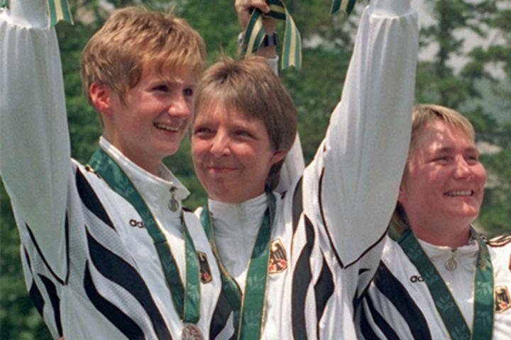 Olympische Spiele Atlanta, 1996