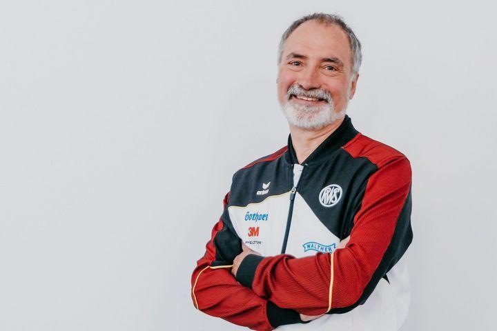 Heiner Gabelmann - DSB-Sportdirektor